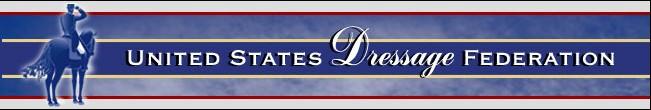 USDF Banner