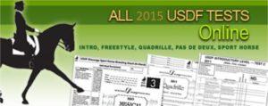 USDF-Online-tests-2015