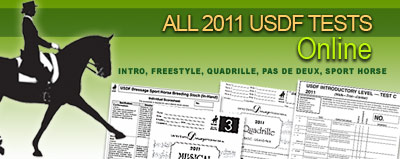 USDF-Online-tests-web
