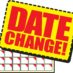 DATE CHANGE for the Year End Awards Banquet
