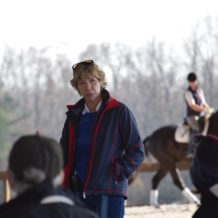 "USEF ""S"" Dressage Judge Comes to Central Arkansas by Eileen Krause"