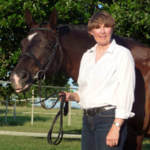 Register for the Ride-A-Test Clinic with Joan Darnell